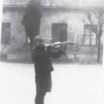 1935 - Yonass Baller & the violin